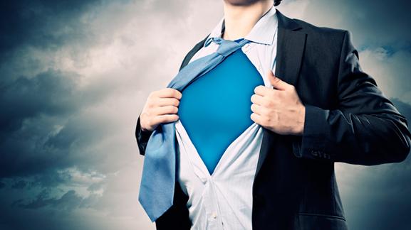 ¡Atrévete a ser un héroe!