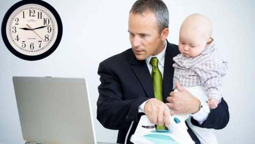 En el trabajo eres importante… pero en tu hogar indispensable