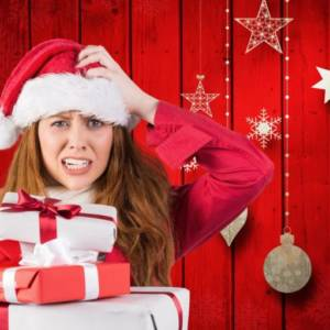 El estrés navideño ataca otra vez
