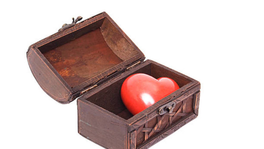 Mi caja de tesoros