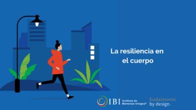 La resiliencia en el cuerpo
