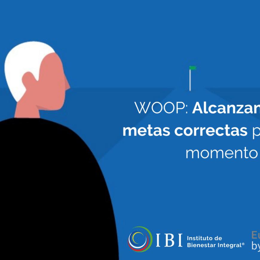WOOP: Alcanzando las metas correctas para este momento